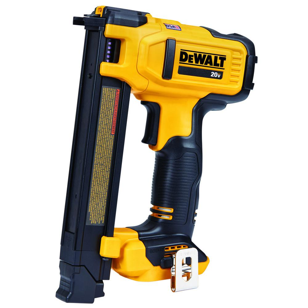 DEWALT 20-Volt MAX Lithium-Ion Cordless Cable Stapler (Tool-Only)