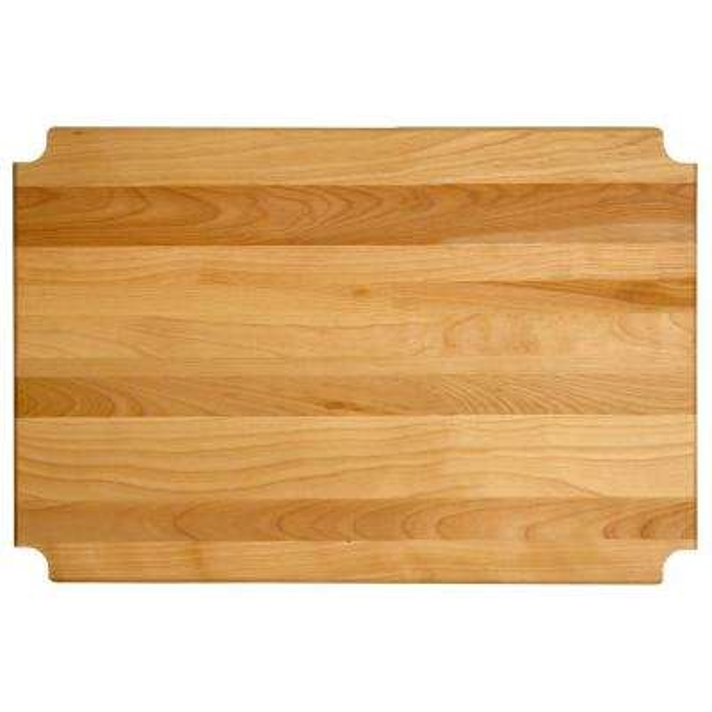Metro-Style Hardwood Shelf Insert for L-2436 Metro-Style Shelves