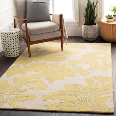 Area Rug Artistic Weavers Gold Flooring The Home Depot