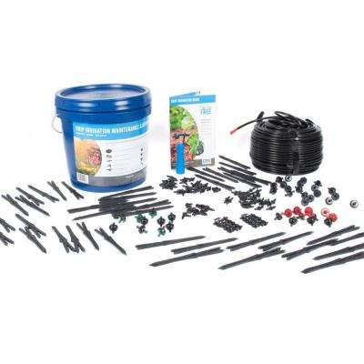 Drip Irrigation Maintenance and Repair Expansion Bucket