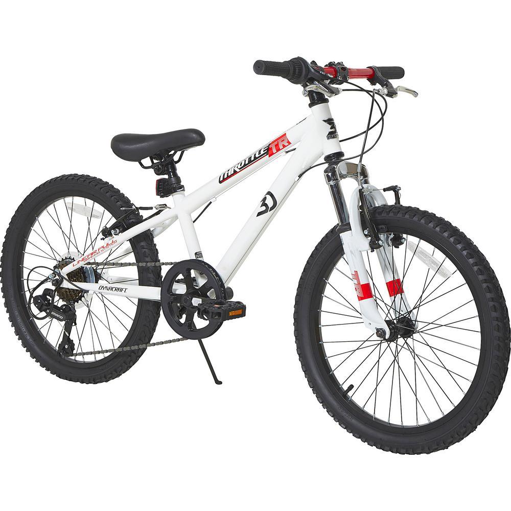 20 in. Kids Throttle Bike