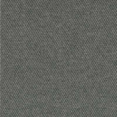 Caserta Sky Grey Hobnail Texture 18 in. x 18 in. Indoor/Outdoor Carpet Tile (10 Tiles/Case)