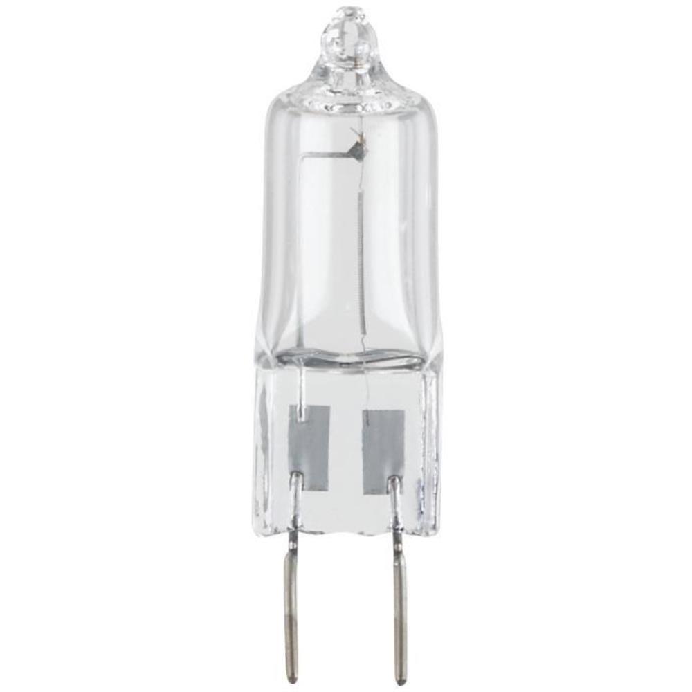 35-Watt Halogen T4 JCD Single-Ended Clear GY7.9/8.0 Base Light Bulb
