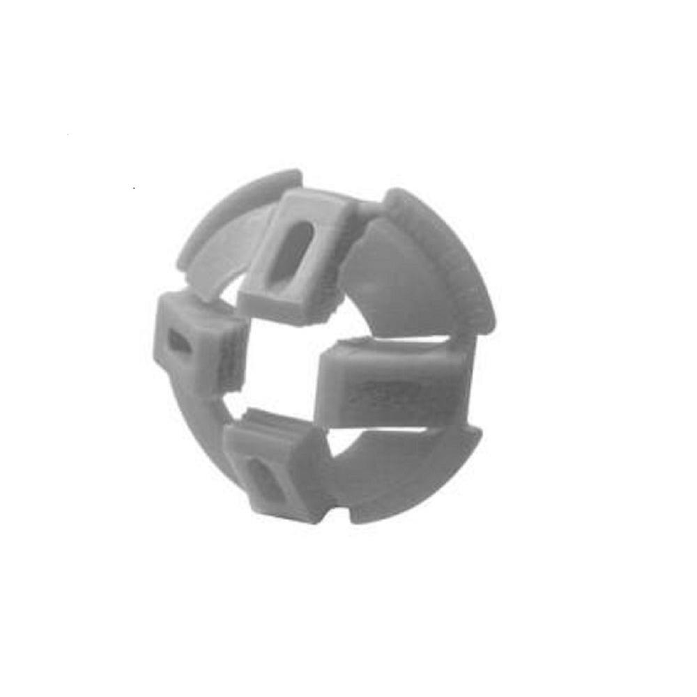 Halex 3/8 in. Push-in Non-Metallic Cable Connector (250-Pack)-75106B ...