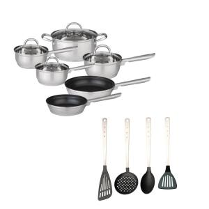 BergHOFF Dorato 14-Piece Cookware Set by
