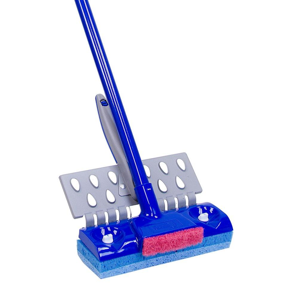 Quickie Super Squeeze Sponge Mop 511 The Home Depot