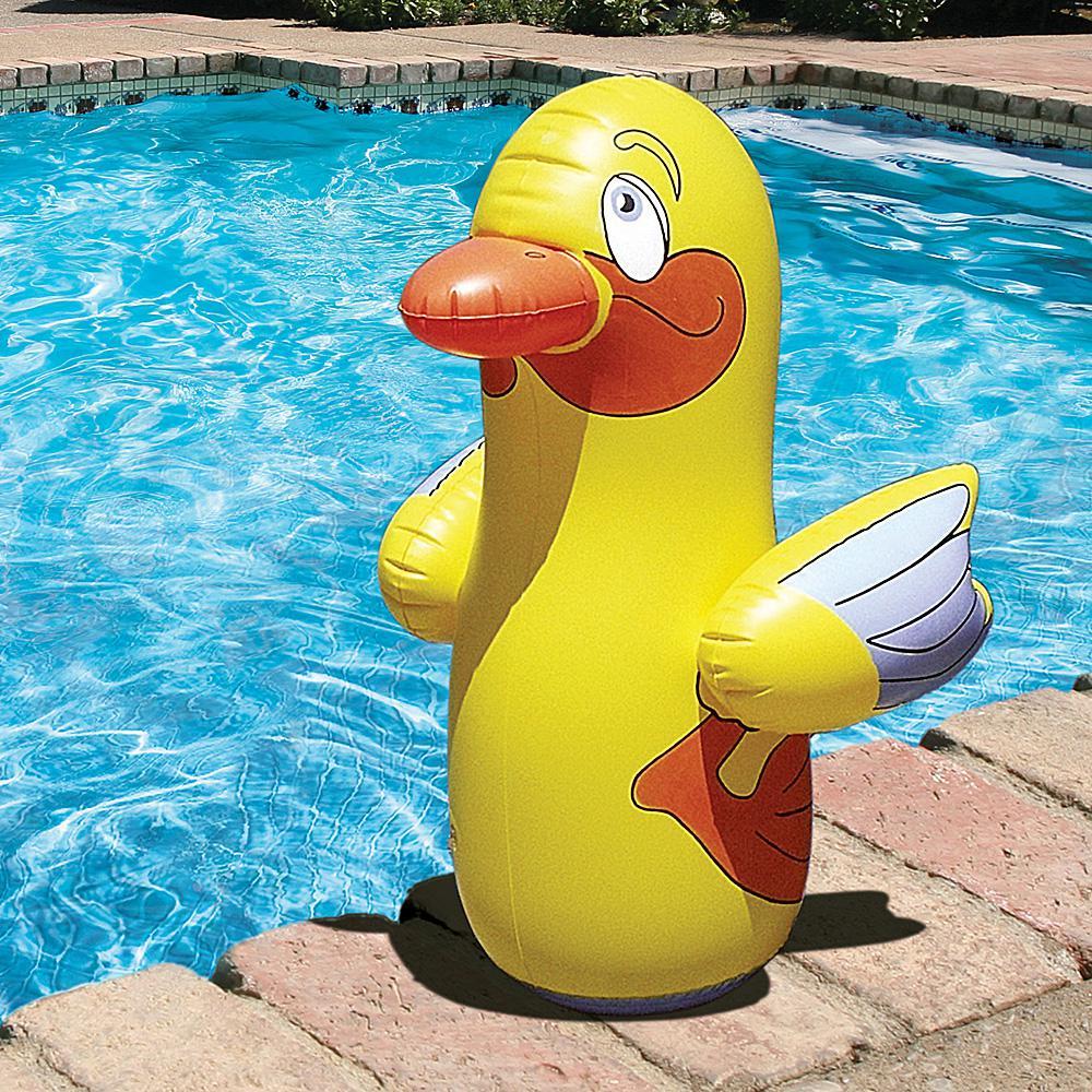 Poolmaster 30 in. Duck Pool Inflatable