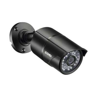 Wired 1080p Outdoor/Indoor Bullet Security Camera 4-in-1 Compatible for TVI/CVI/AHD/CVBS DVR