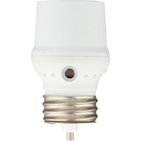Westek Dusk To Dawn Light Control For Cfl White Slc5bcw 4 The Home Depot
