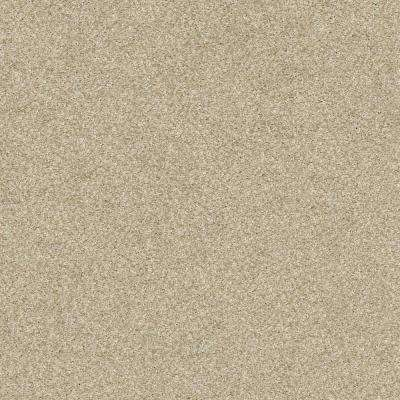 Midnight Snack Salted Caramel Texture 24 in. x 24 in. Carpet Tile (8 Tiles/Case)