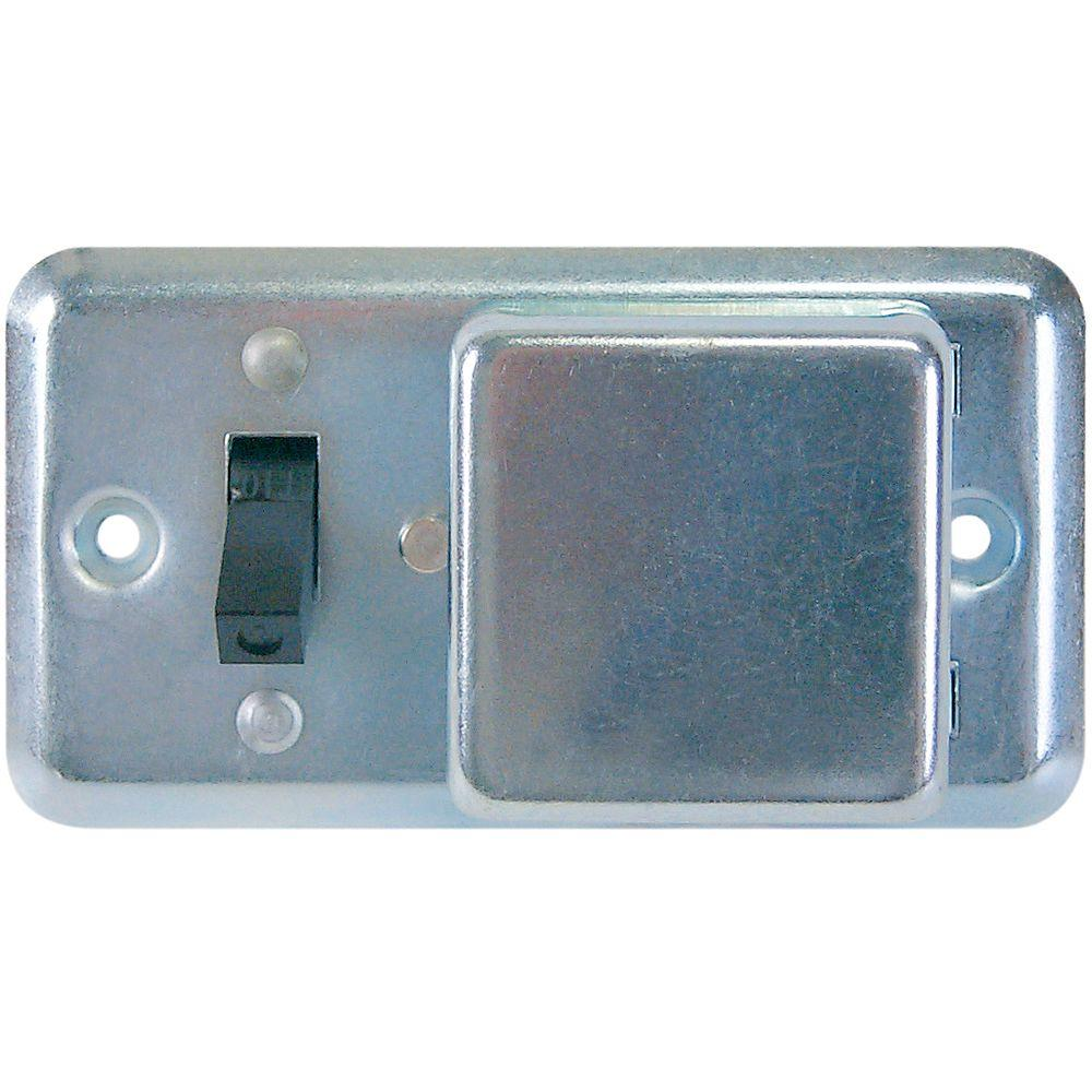 cooper bussmann ssu series 2 1 4 in fuse box cover with switch bp House Breaker Box fuse box cover with switch
