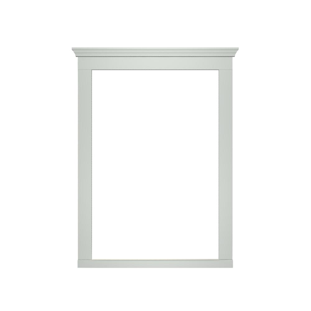 Royal Building Products 2 5 In X 50 In X 48 In Ez Trim Vinyl White Surround Kit With Crown