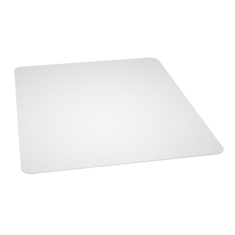 Es Robbins Clear 20 In X 36 Rectangle Vinyl Deskpad
