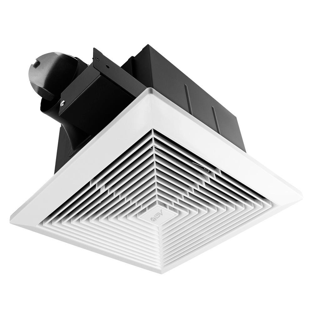 BV Ultra-Quiet 90 CFM, 0.8 Sone Bathroom Ventilation And