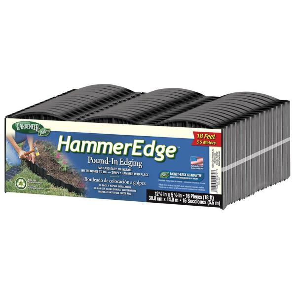 Dalen Products 18 ft. Hammer Edge Edging