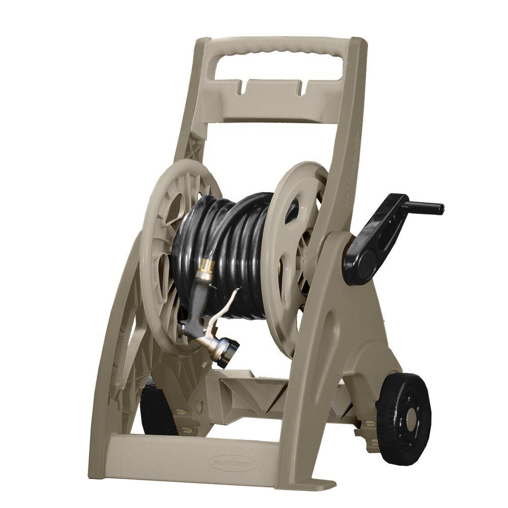 hose reel mobile cart - Garden Hose Reel Cart
