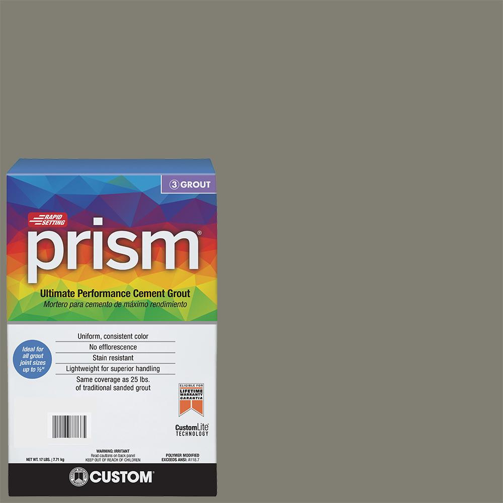Custom Building Products Prism 09 Natural Gray 17 Lb Grout