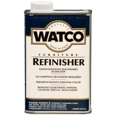 1-qt. Furniture Refinisher (Case of 4)