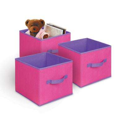 Delicieux Collapsible Storage Cube (3 Pack)