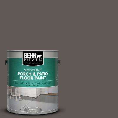 1 gal. #BXC-71 Wood Acres Gloss Porch and Patio Floor Paint