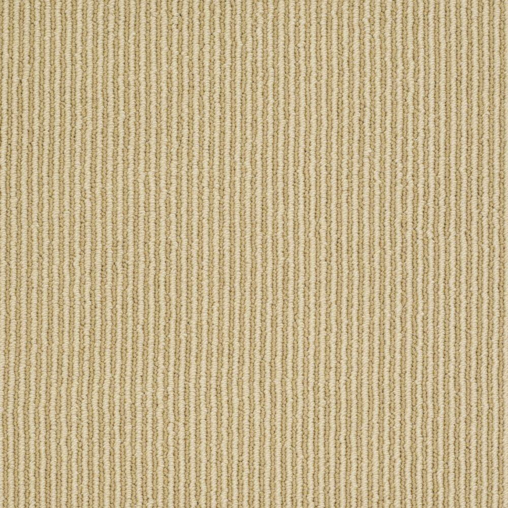 Martha Stewart Living Statford Heights - Color Tobacco Leaf 6 in. x 9 in. Take Home Carpet Sample