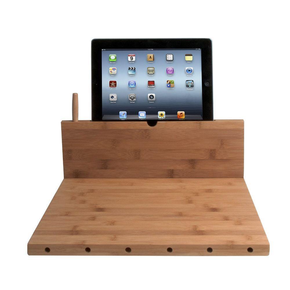 CTA Bamboo Cutting Board for iPad