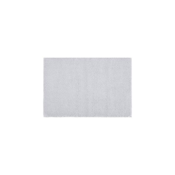 Madison Park Signature Marshmallow Grey 20 In X 30 In Bath Rug Mps72 170 The Home Depot