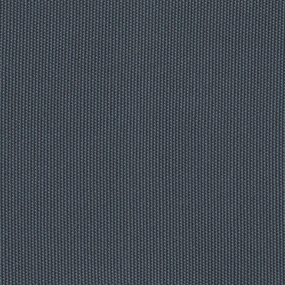 null Cedar Island Patio Ottoman Slipcover in Sunbrella Canvas Sapphire (2-Pack)