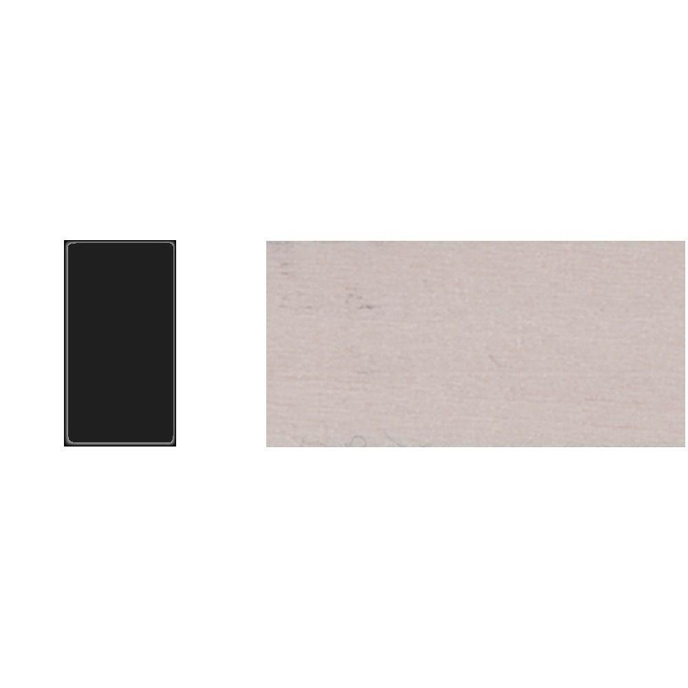 House of Fara 1/4 in. x 1/2 in. x 4 ft. Basswood Tinytrim Rectangle Moulding