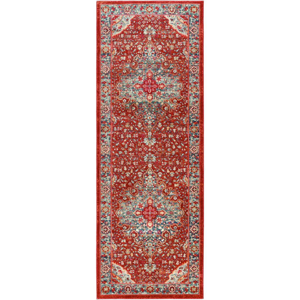 11 In X 7 Ft 10 Oriental Area Rug