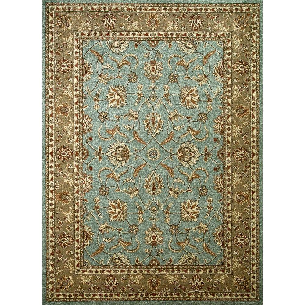 Chester Sultan Blue 3 ft. x 5 ft. Area Rug