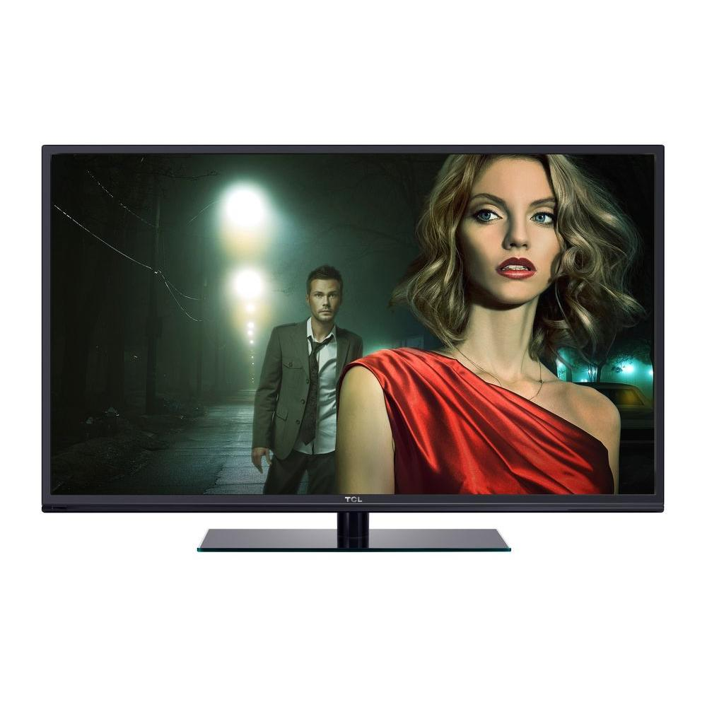 TCL F3010 Series 50 in. LED 1080p 120Hz CMI HDTV - DISCONTINUED