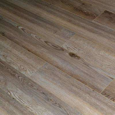 Ancient Oak 12 mm Thick x 5.71 in. Wide x 48 in. Length Click-Locking Laminate Flooring Plank (13.27 sq. ft. / case)