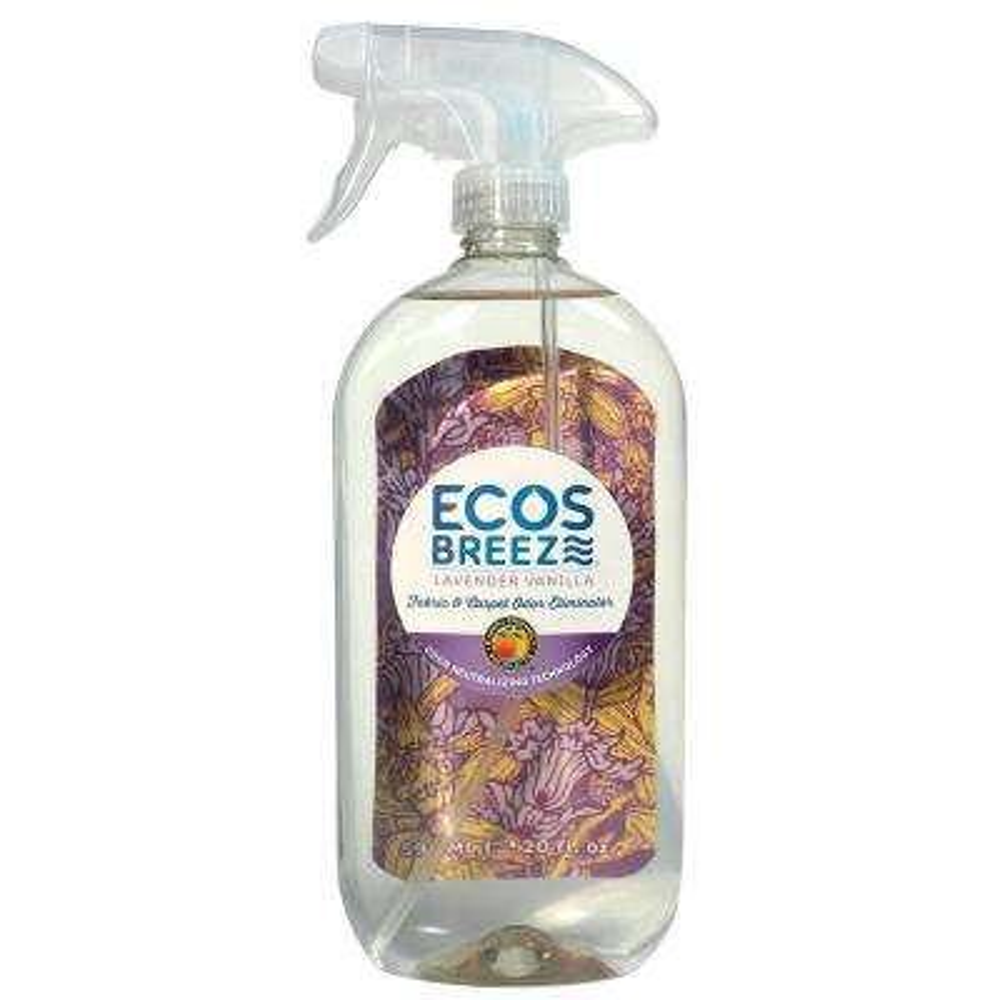 20 oz. Lavender Vanilla ECOSBreeze Odor Eliminator Trigger Spray