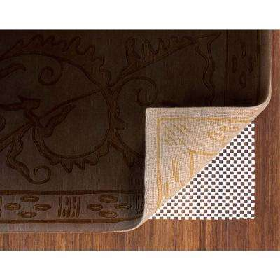 Premium 86 in. x 112 in. Non-Slip Safety Rug to Floor Gripper Pad