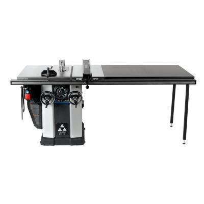 3 HP Left Tilt Unisaw Table Saw with 52 in. Biesemeyer Fence System
