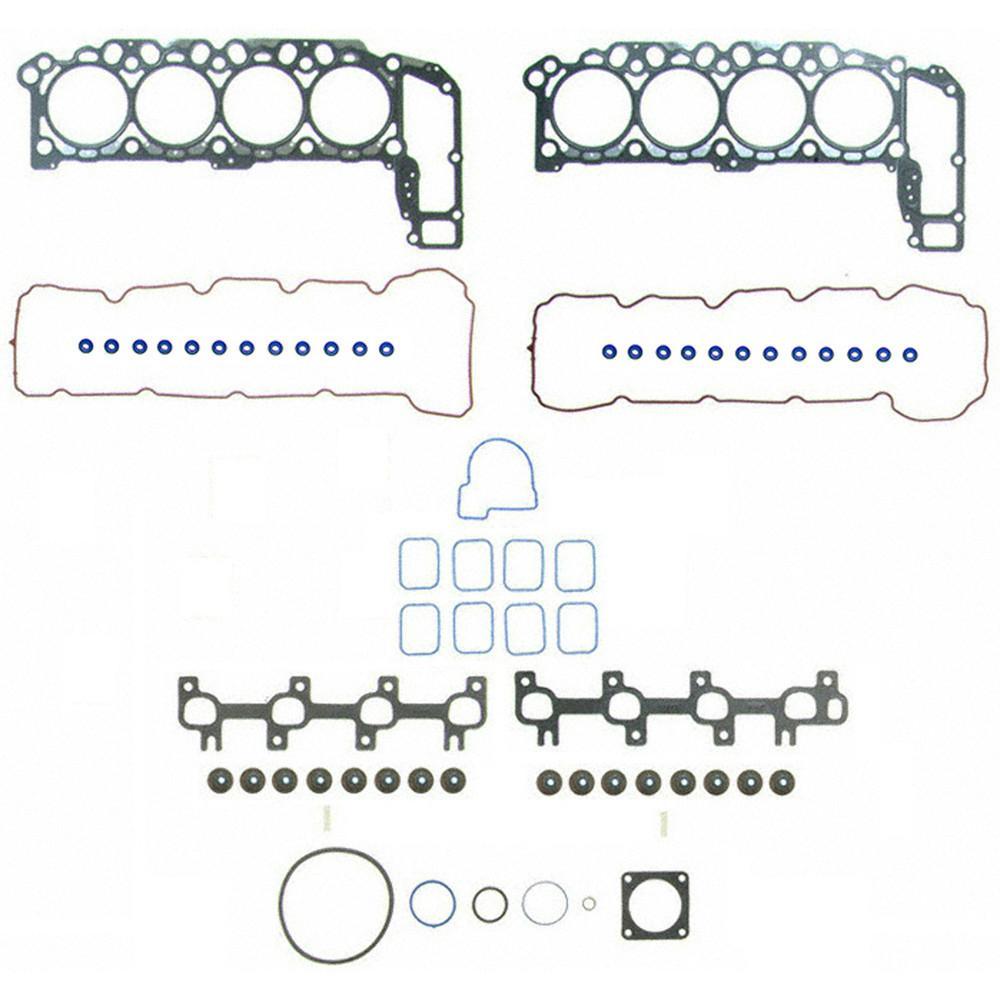 Engine Cylinder Head Gasket Fel-Pro 26157 PT