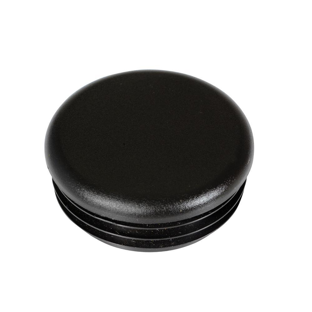 1.4 in. Dia Plastic Replaceable Bollard Cap