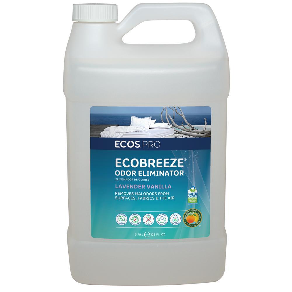 EcoBreeze 128 oz. Lavender Vanilla Odor Eliminator