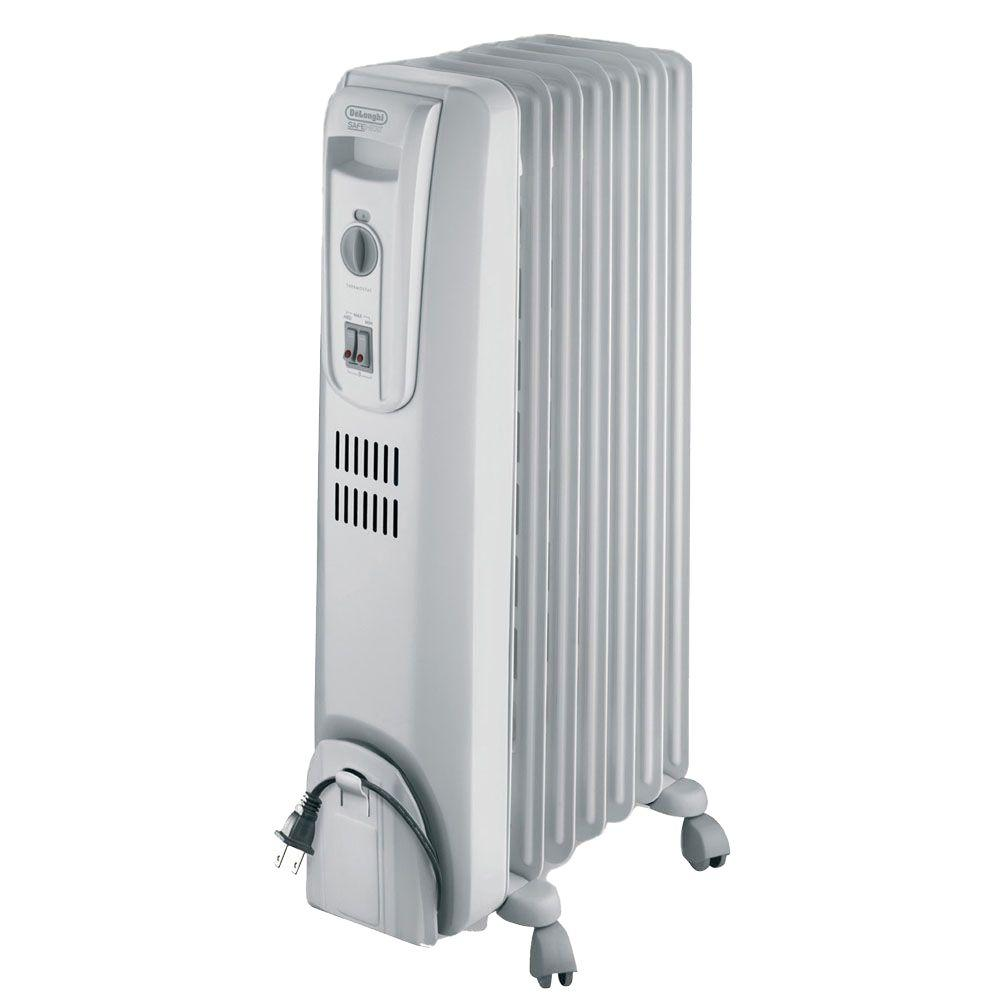 how to turn on delonghi heater