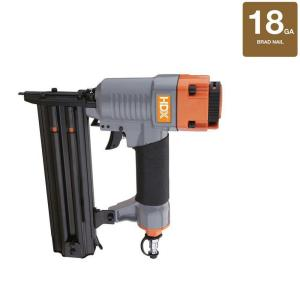 HDX Pneumatic 2 inch x 18-Gauge Brad Nailer by HDX