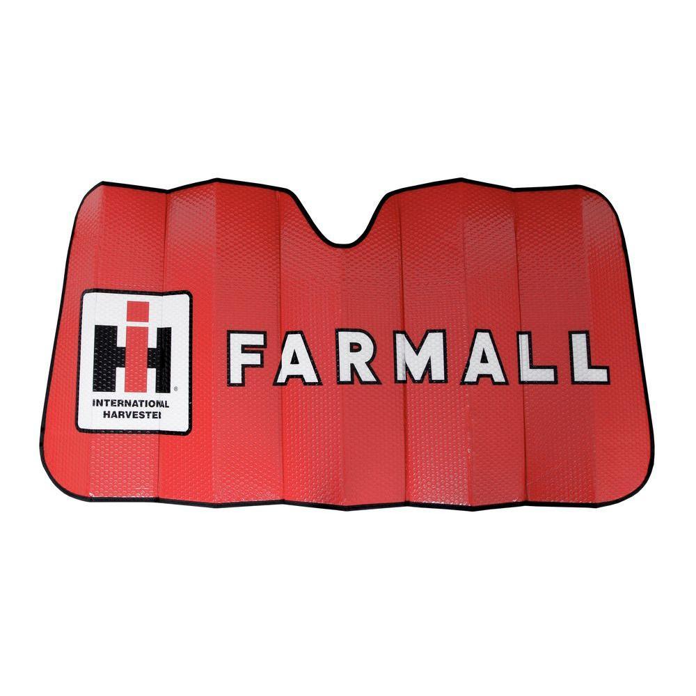 International Harvester Farmall Accordion Windshield Sunshade