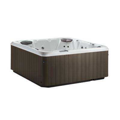 Estrella 6-Person 42-Jet Standard Hot Tub with Lounge
