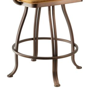 Groovy Taylor Gray Home Sicilia 30 In Echo Teak Swivel Barstool Unemploymentrelief Wooden Chair Designs For Living Room Unemploymentrelieforg