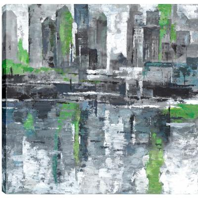 Cityscape I, Landscape Art, Fresh Printed Canvas Wall Art Decor Gallery Wrapped Wall Art