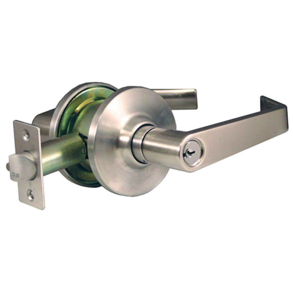 Global Door Controls Empire Style Commercial Entry Lever