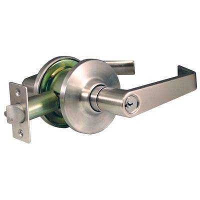 Empire Style Commercial Keyed Entry Door Lever