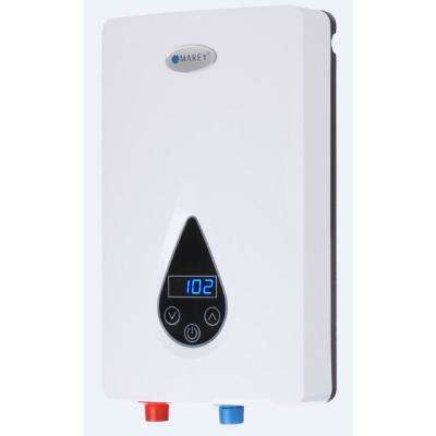 220-Volt Self-Modulating 11 kW 3.0 GPM Multiple Points of Use Tankless Electric Water Heater
