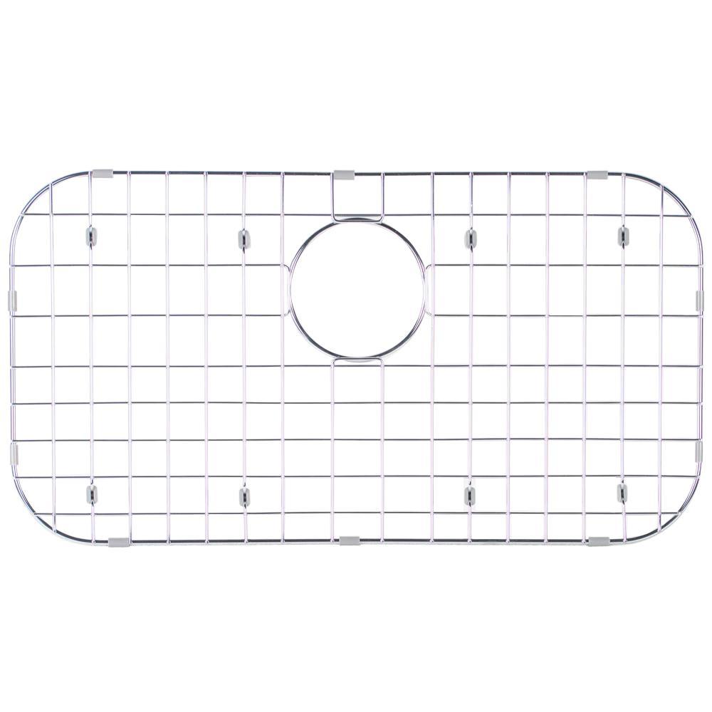 Stainless Steel Sink Grid - Fits Single Bowl Sink 29-7/8x18-1/16