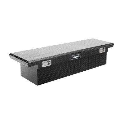 70 in. Topsider Black Low-Profile Truck Box